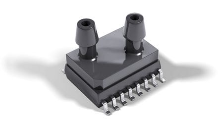 Silicon Microstructures Launches Ultra-Low Differential Pressure Sensor with CPAP Applications
