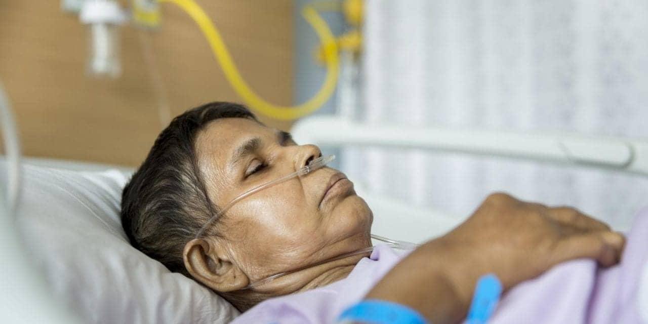 Supplemental Oxygen Eliminates Morning Blood Pressure Rise in Sleep Apnea Patients
