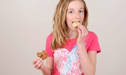 Kids Who Go to Bed Late More Likely to Skip Breakfast and Eat More Junk Food