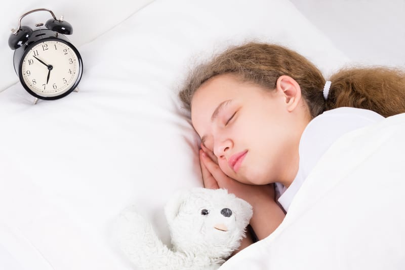 Circadian Molecules in Saliva Different in Kids with Sleep Disorders