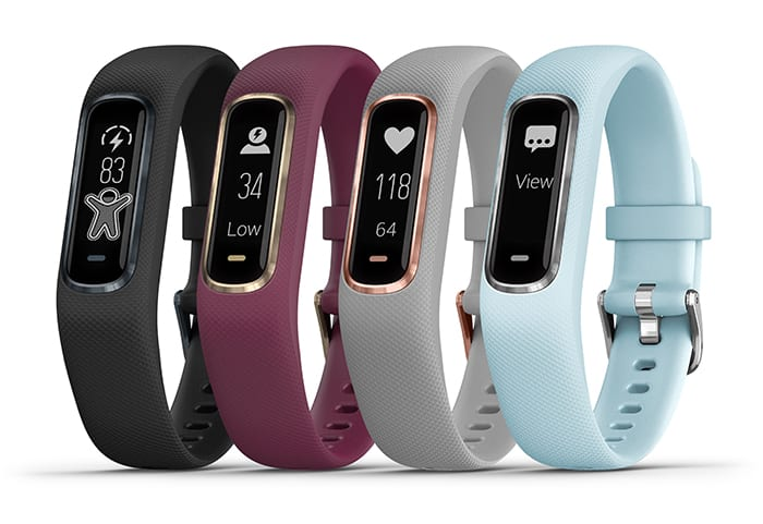 """Garmin Debuts Pulse Ox in Newest Activity Tracker So Users """"Better Understand Their Sleep Quality"""""""
