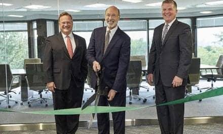 Harmony Biosciences Cuts Ribbon at New Plymouth Meeting Headquarters