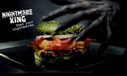 Burger King Ordered Sleep Studies to Prove Its Halloween Burger Increases Nightmares