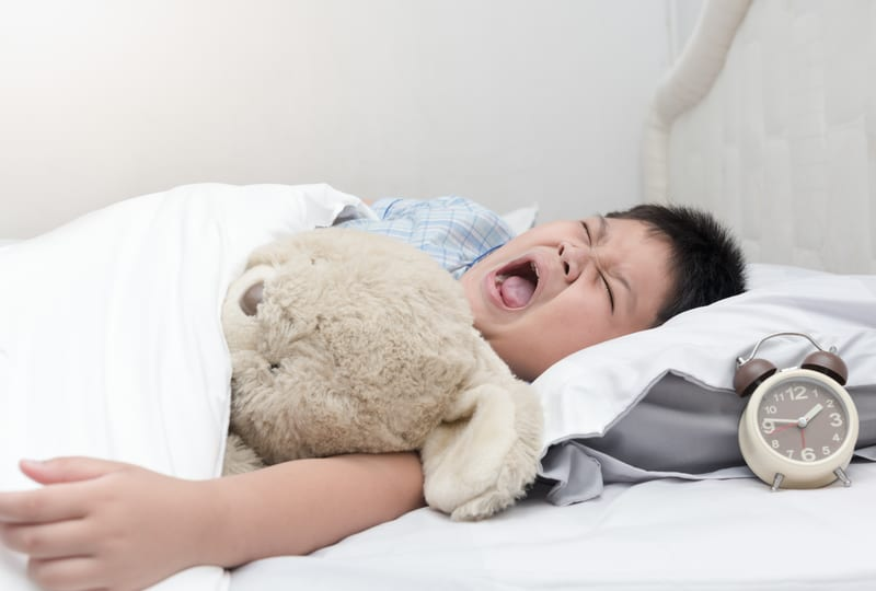 Narcolepsy Can Look Different in Kids Than It Does in Adults