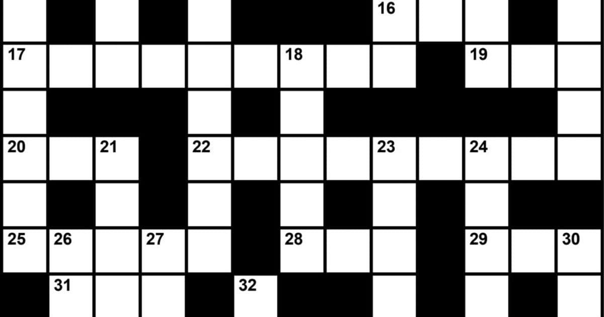 Crossword Puzzle Sleep Medicine Themed Clues January 2019 Sleep Review