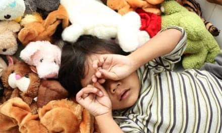 Up to 15% of Children Have Sleep Apnea, But 90% Go Undiagnosed