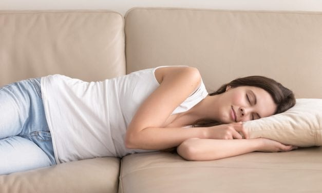 In Teens, Split Versus Continuous Sleep Impacts Cognition and Glucose Differently
