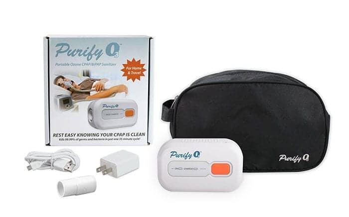 Responsive Respiratory Purify O3 CPAP/BiPAP Ozone Sanitizer