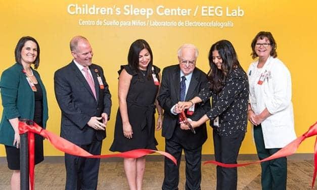 Texas Children's Hospital West Campus Expands Its Sleep Center