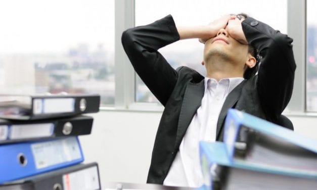 Stressed at Work and Trouble Sleeping? It's More Serious Than You Think