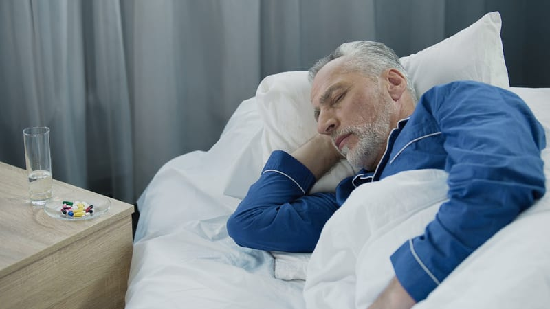 Sleeping Pill Use Linked to Greater Need for Blood Pressure Medications
