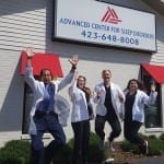 """Advanced Center for Sleep Disorders """"Graduates"""" Three Employees to Continue their Medical Training"""