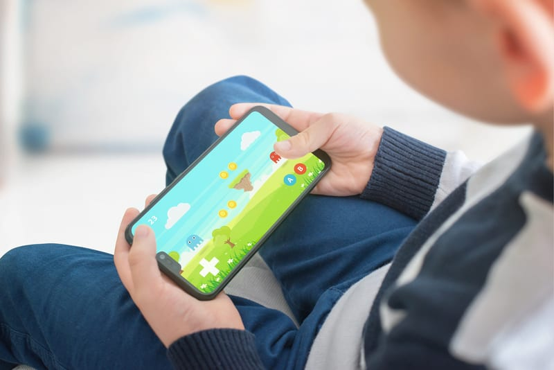 Kids' Screen Time Up 50% During Pandemic