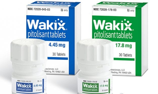 WAKIX Gets Additional FDA Approval—for Cataplexy
