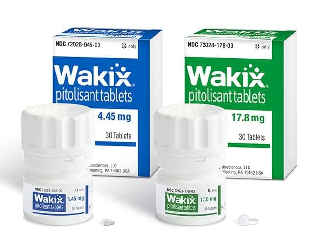 WAKIX Gets Additional FDA Approval—for Cataplexy
