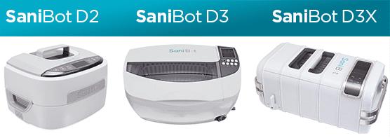 SaniBot CPAP Mask Cleaner
