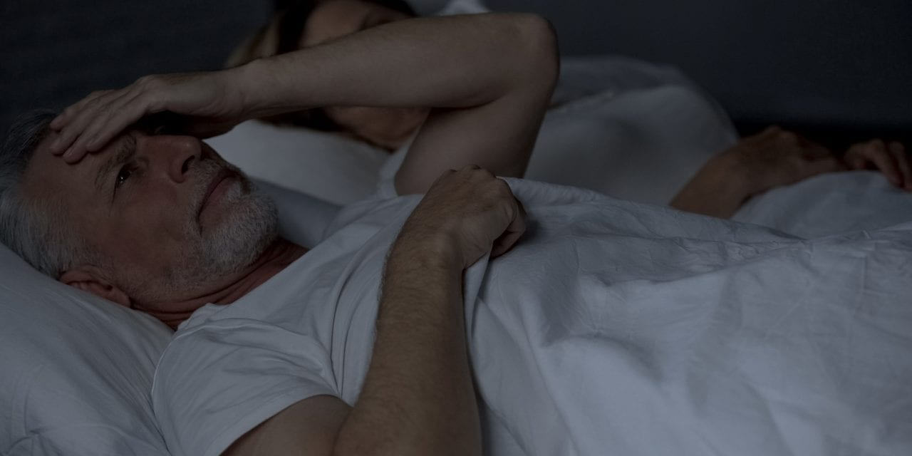 New Study to Examine If Sleep Problems Contribute to Cognitive Decline