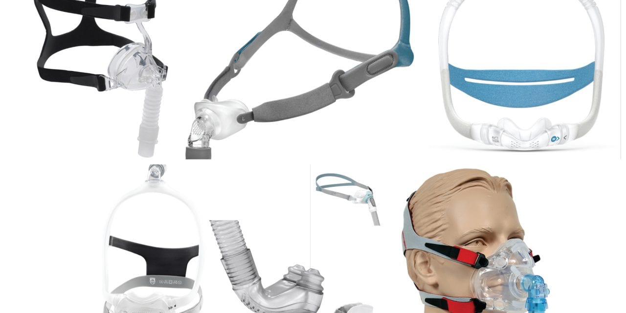 Compare 13 Positive Airway Pressure Interfaces