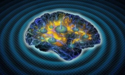 Healthy Sleep Linked to Brain-wave Bursts that Mathematically Mimic Earthquakes