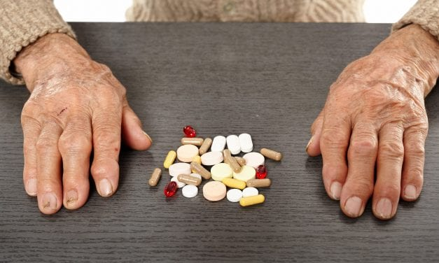 Using Pain and Sleep Medications Regularly Increase Risk of Frailty in Older Adults