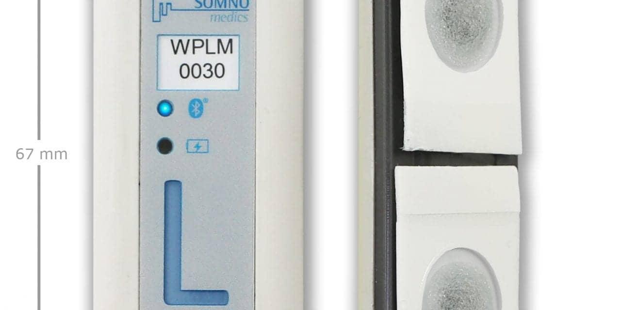SOMNOmedics Launches Wireless PSG Sensors