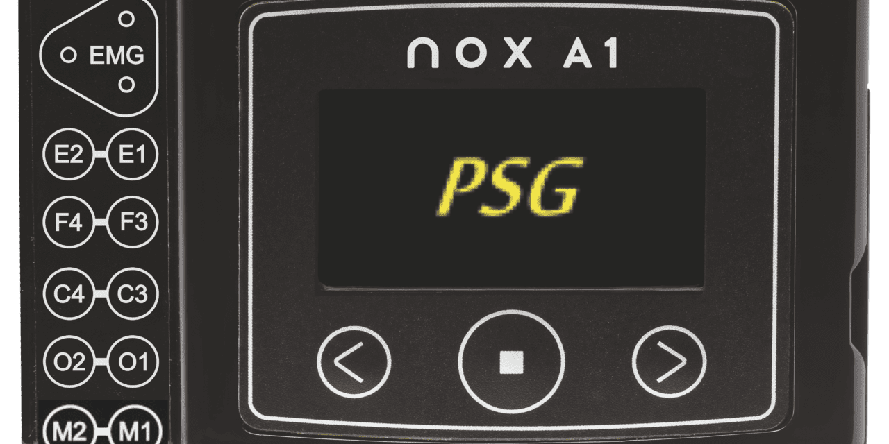Nox Medical Launches Nox A1 Wireless PSG in the United States