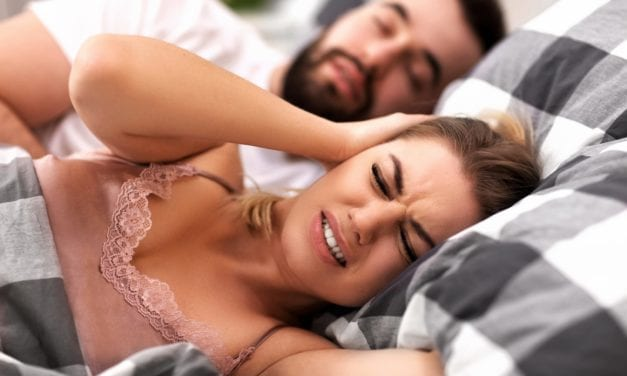 AASM: 4 Tips to Stop the Snore, Save the Romance