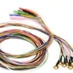 Nihon Kohden Makes Available New Disposable Gold Cup EEG Electrodes