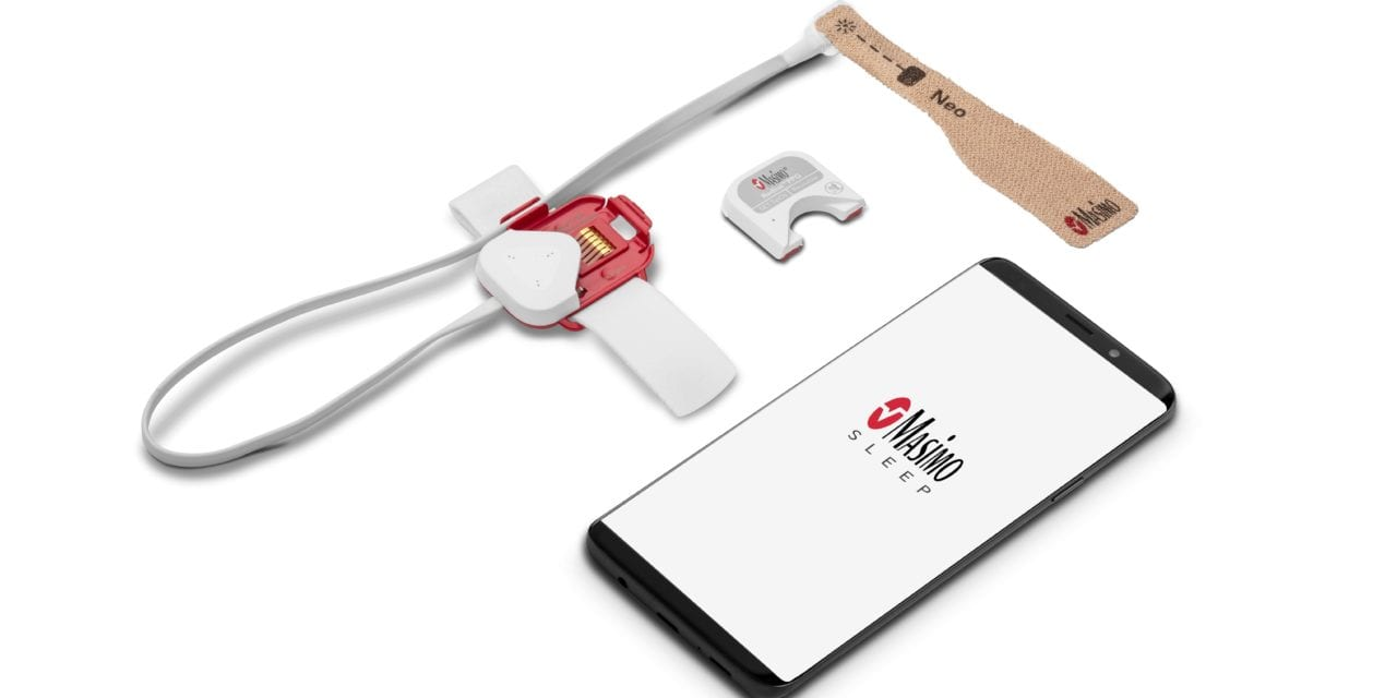 Masimo Adds to Its Direct-to-Consumer Solutions with Sleep Wellness Device