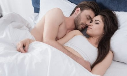 Couples Who Share a Bed Show More REM Sleep & Syncing of Sleep Architecture