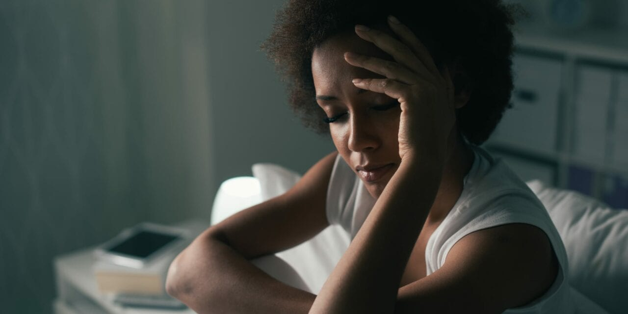 CBT-I Can Also Help Insomnia Patients Improve Depression, Anxiety, & Stress