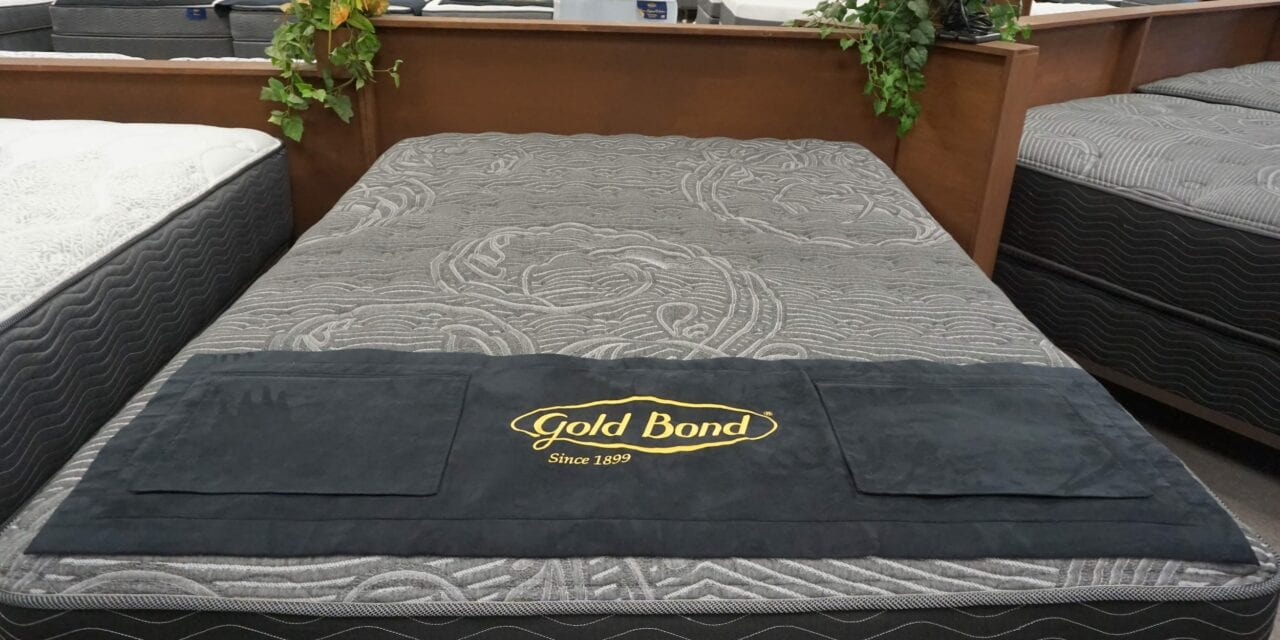 Uptick in More Expensive Mattress Purchases During Pandemic, Finds Gold Bond Mattress Co