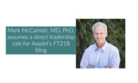 Avadel Transitions Leadership on Investigational Narcolepsy Drug