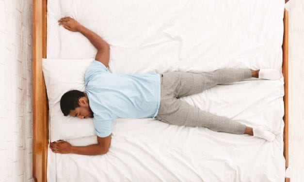 MIT Scientists Wirelessly Capture Sleep Position