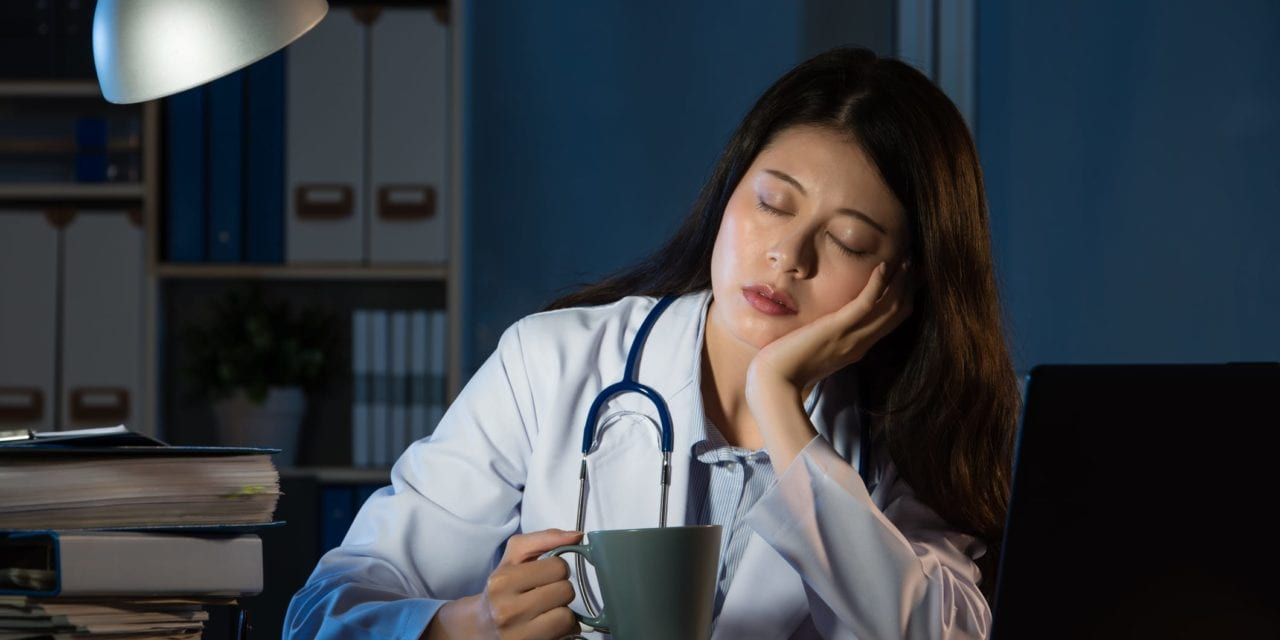 Does the 'Caff-Nap' Work for Shift Workers?