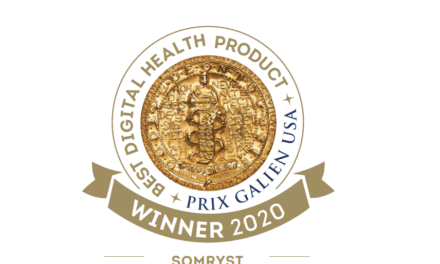 Pear Therapeutics Wins Prix Galien USA Award for Somryst as Best Digital Health Product