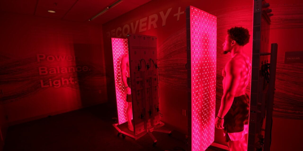 49ers to Get a Light Therapy 'Recovery Room'