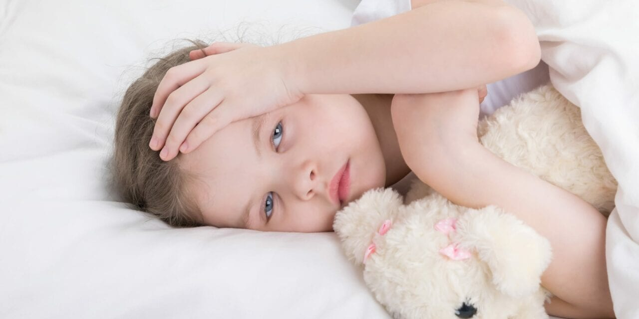Insomnia in Kids Tied to Mood, Anxiety Disorders in Adulthood