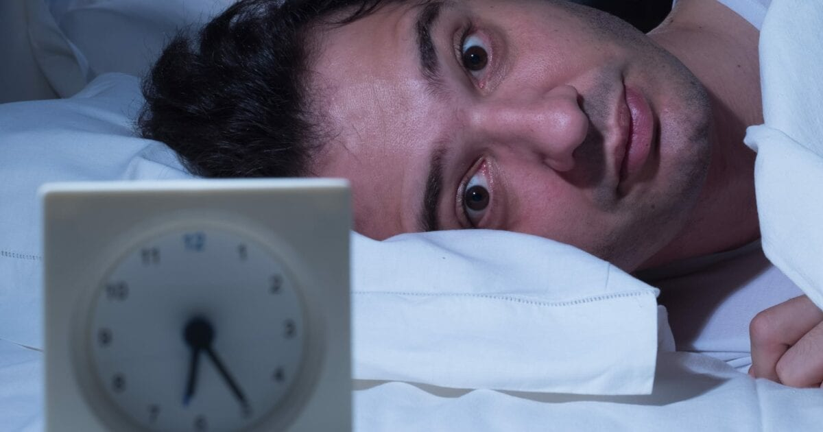 Which Insomnia Patients Might Be at Increased Risk of ...