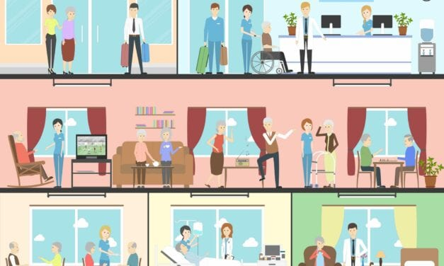 How Scientists Halved the Sleep Disturbances in One Nursing Home