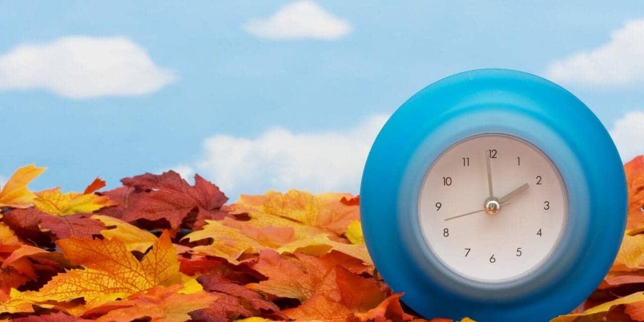 Seasonal Time Changes Losing Favor