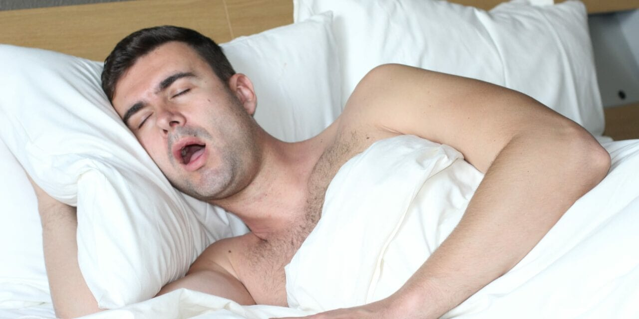 People with Sleep Apnea Disproportionately Admitted to Hospital for COVID-19