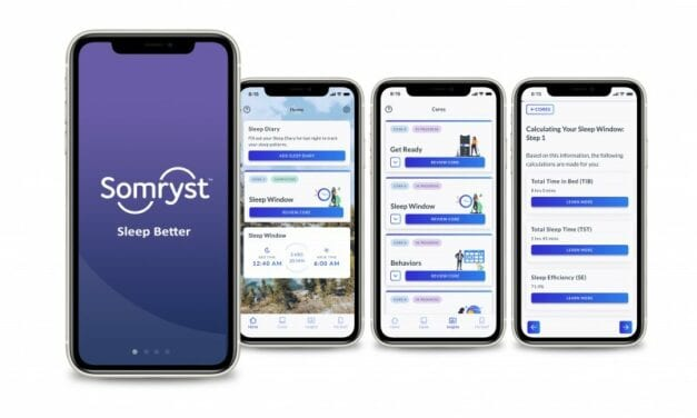 Somryst Prescription Digital CBT-I Now Available to Insomnia Patients