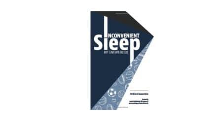 'Inconvenient Sleep' Provides Athletes a Sleep-Focused Roadmap to Better Performance