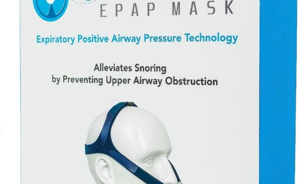 Optipillows Uses EPAP to Alleviate Snoring