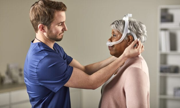 Philips Adds All-Silicone Nasal Pillows Mask to DreamWear System