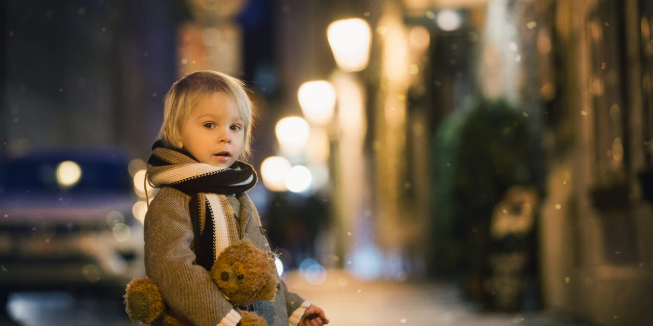 Staying Up Late Linked to Risk of Obesity in Young Children