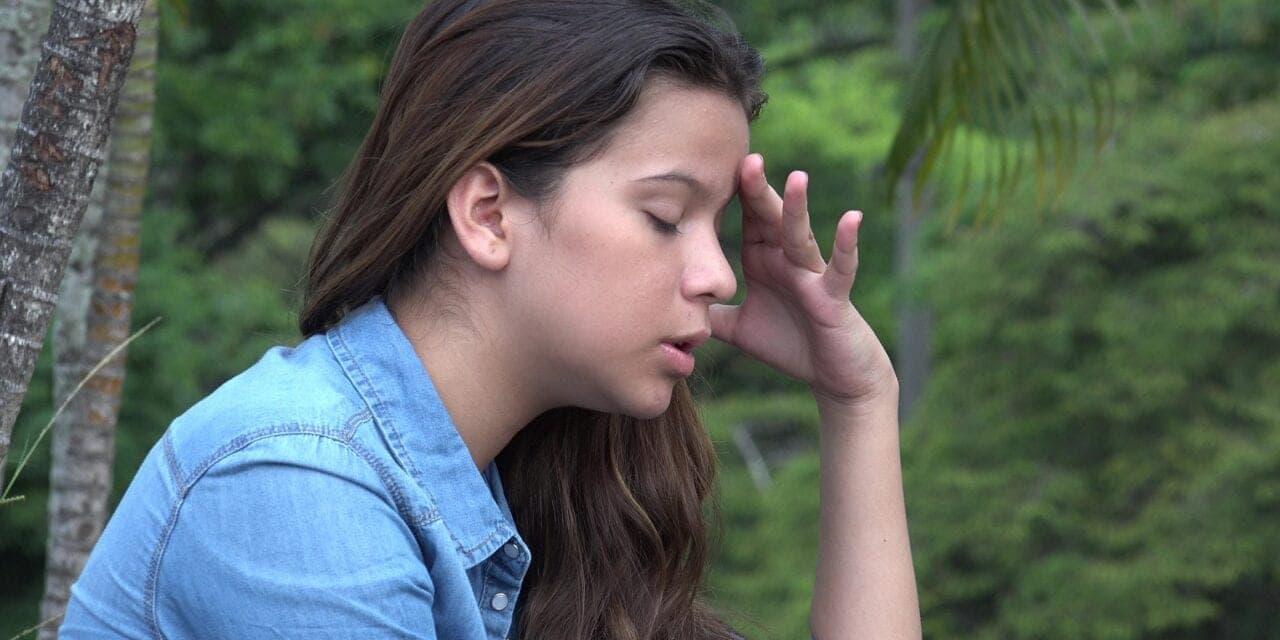 Sleep Keeps Teens on Track for Good Mental Health