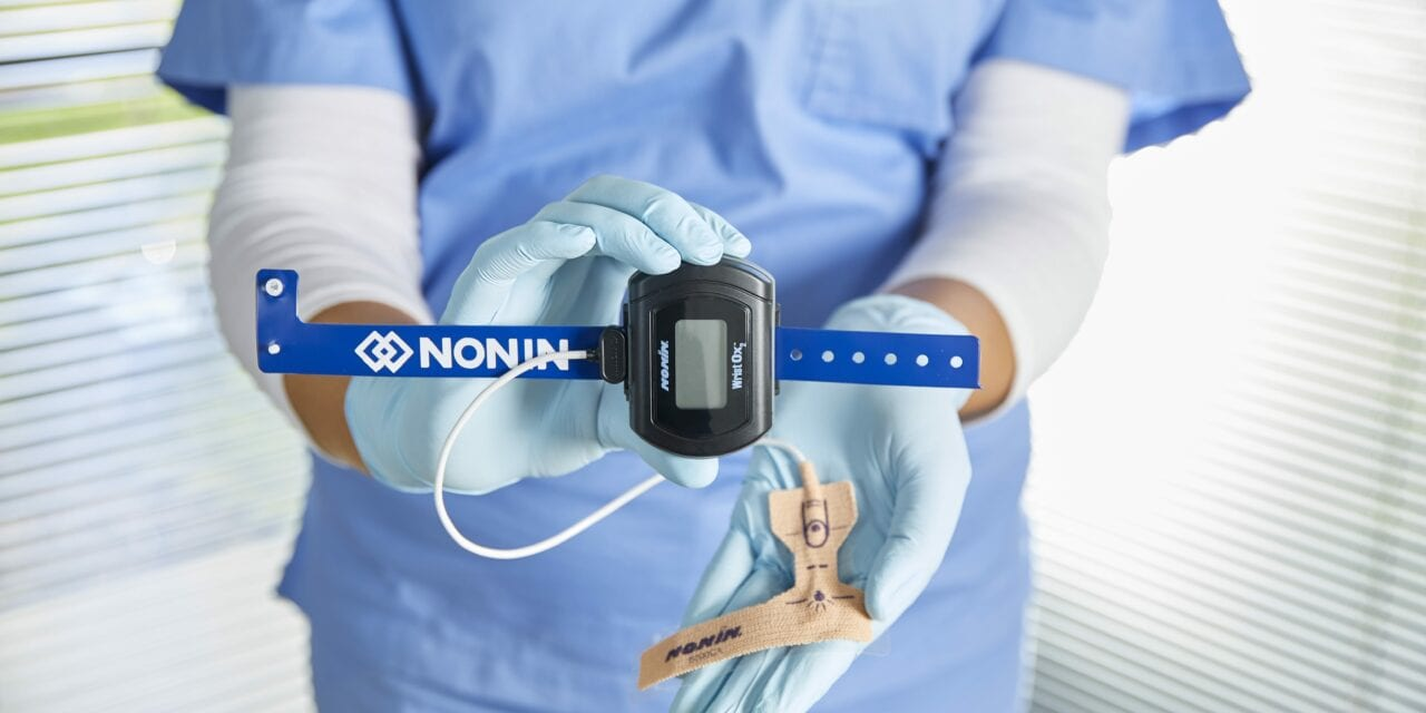 Nonin Launches Single-Use Accessories for WristOx2 3150 Pulse Oximeters