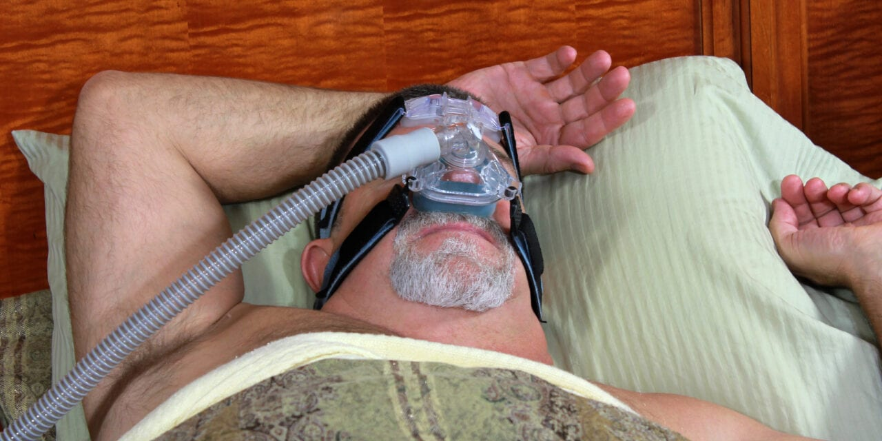 CPAP Use Linked to Lower Odds of Alzheimer's Disease Diagnosis in Adults 65+